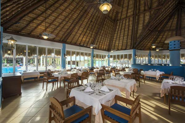 Restaurants & Bars - Iberostar Selection Paraiso Lindo - 5 Star All-Inclusive Resort, Riviera Maya, Mexico