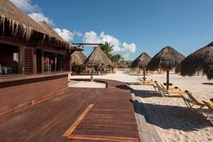 Coco Bar  - Iberostar Selection Paraiso Lindo - 5 Star All-Inclusive Resort, Riviera Maya, Mexico