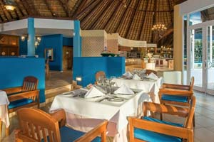 Fogon Italiano  - Iberostar Selection Paraiso Lindo - 5 Star All-Inclusive Resort, Riviera Maya, Mexico