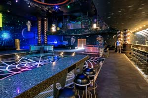 Galaxy Discotheque   - Iberostar Selection Paraiso Lindo - 5 Star All-Inclusive Resort, Riviera Maya, Mexico